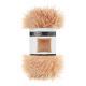 "497-034 PROVANCE Наволочка декоративная 40х40см, полиэстер, ""Шиншилла"", 4 цвета - 3"