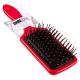 356-831 ЮниLook Расческа массажная 3D, пластик, 21,7х6,8см, 4-6 дизайнов - 6