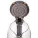 291-086 LEBEN Чайник электрический со стеклянной колбой, 1850 Вт, 1,8л - 4